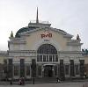 Железнодорожные вокзалы в Ермаковском