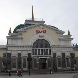 Железнодорожные вокзалы Ермаковского