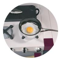 Лайн - иконка «кухня» в Ермаковском